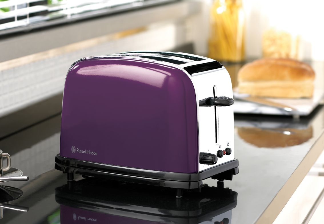 Purple Passion Russell Hobbs-Toaster Main