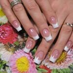 Гламур_наращивание ногтей в Мелитополе