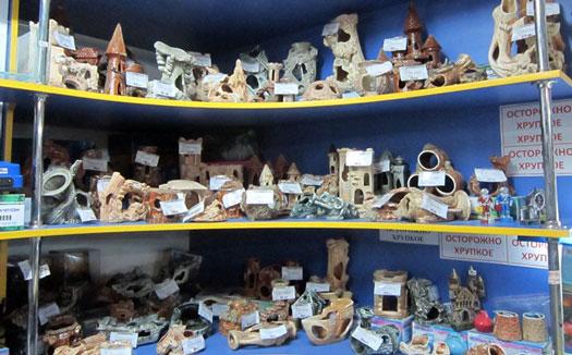Магазин зоотоваров Акварим в Мелитополе (2)