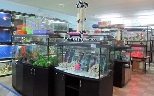 Магазин зоотоваров Акварим в Мелитополе (3)