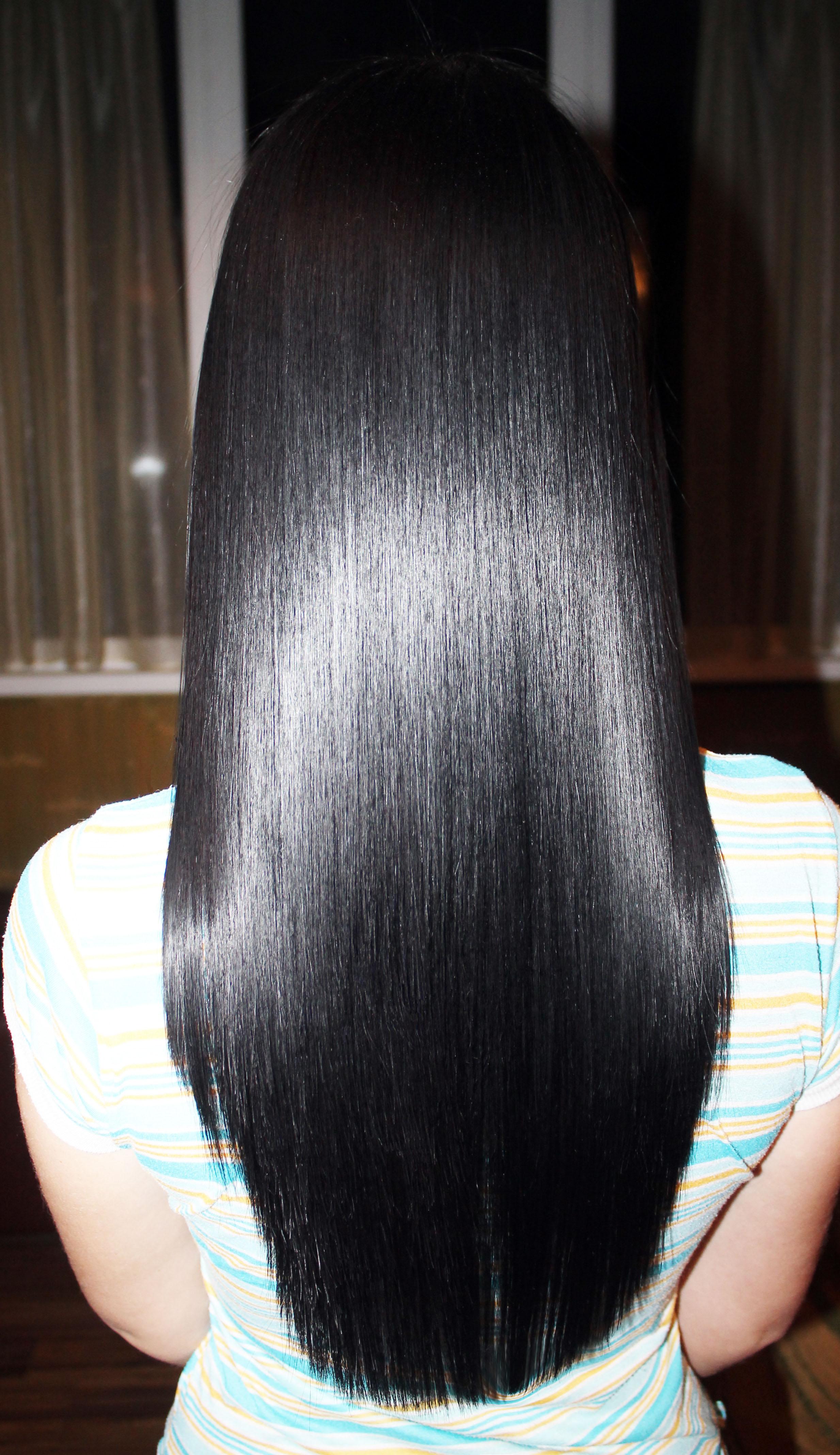 кератирование выпрямление лечение волос мелитополь