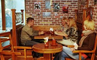 Винтаж_кафе и бары в Мелитополе