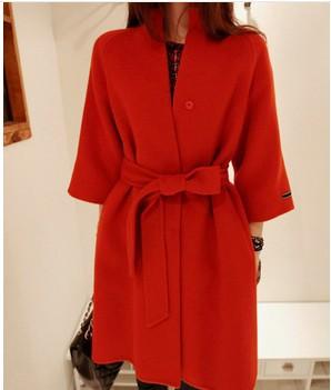 Красное пальто 2014