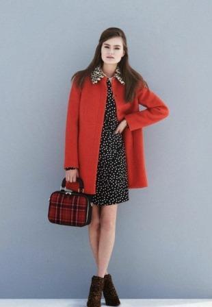 Красный в модном блоге на iClub
