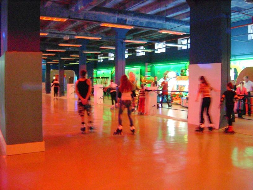 Роллер центр в Мелитополе