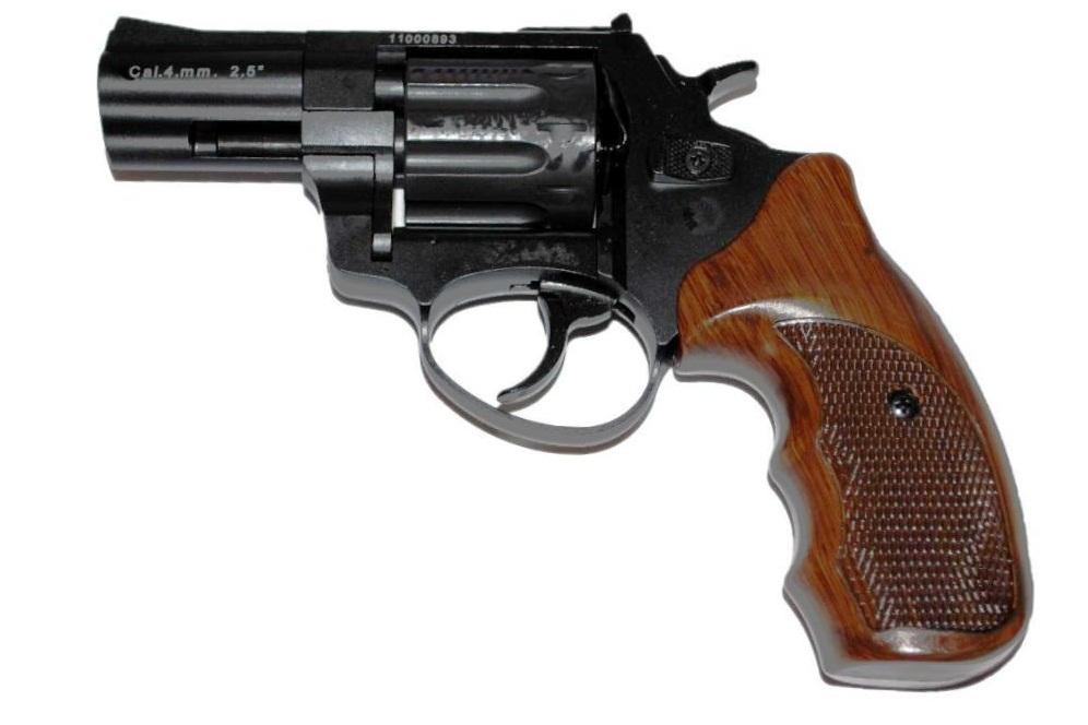 Револьвер Сталкер под патрон Флобера