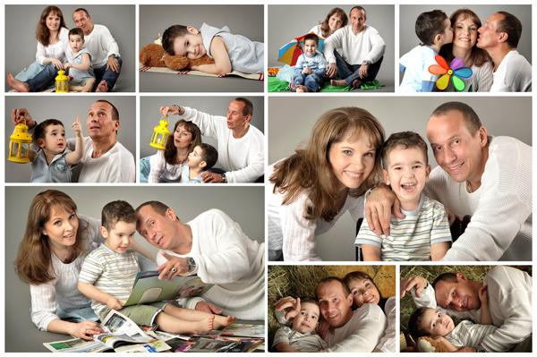 Коллаж семейный картинки
