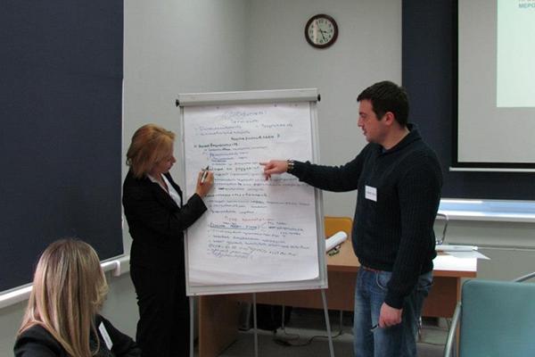 Виче Консалтинг тренинг стратегия бизнеса Мелитополь iClub