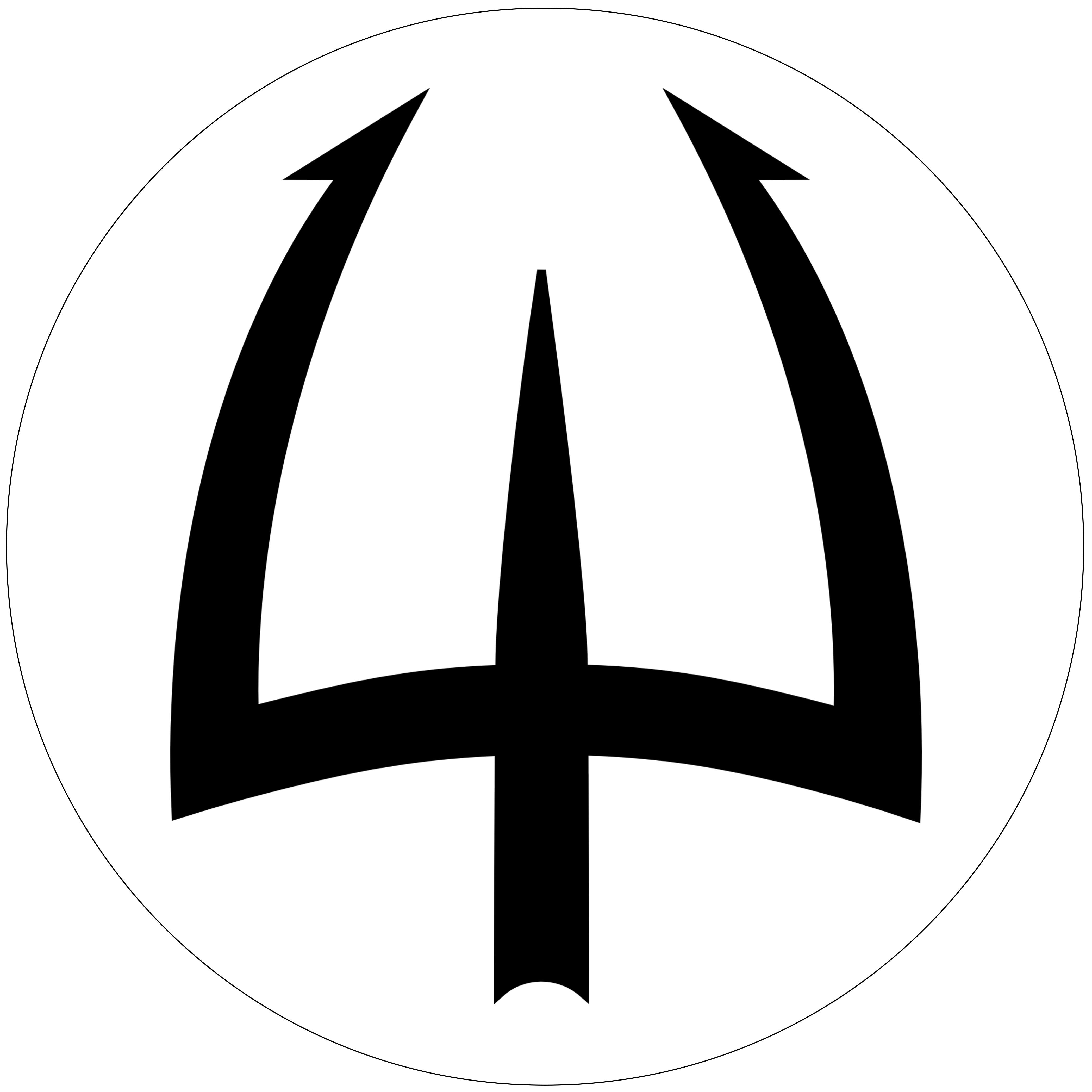 Наклейка герб