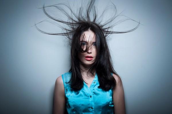чтобы волосы не торчали
