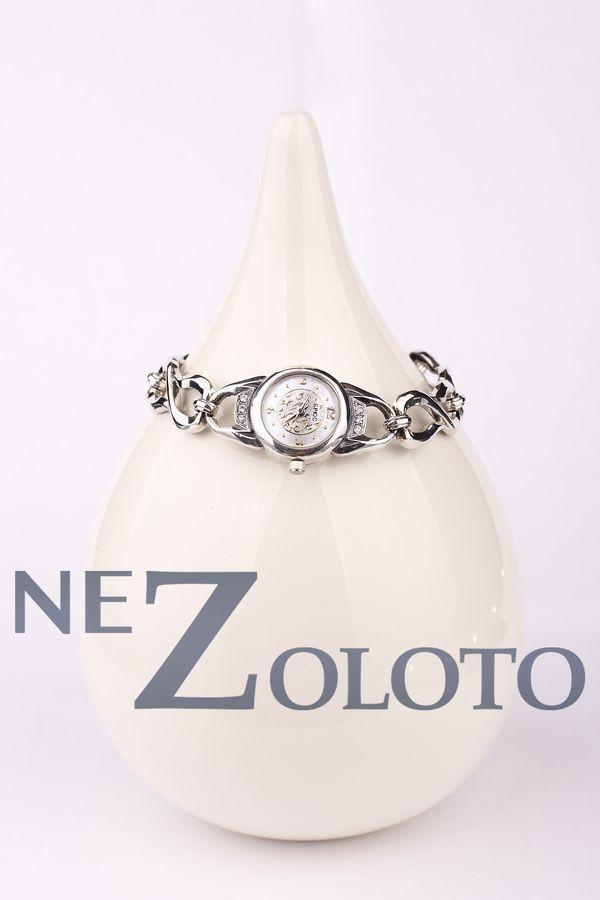 наручные часы серебро