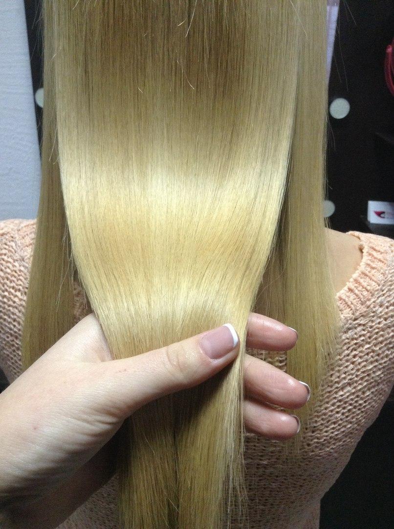 полировка волос в Мелитополе