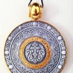 ладанка серебро 925