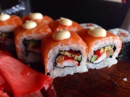 Суши-бар Токадо_суши в Мелитополе недорого
