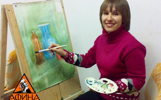 Афина Мелитополь Художественная студия (1)