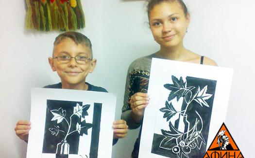 Афина Мелитополь Художественная студия (2)
