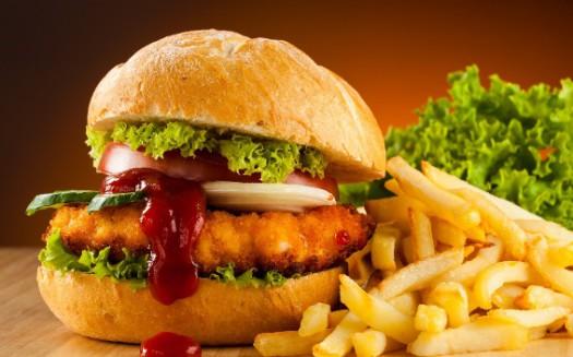 Роял гамбургер3