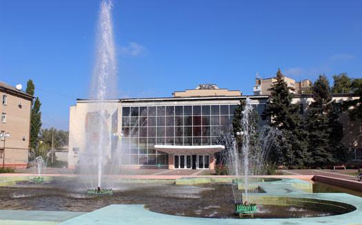ДК Шевченко в г. Мелитополь (2)