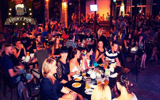 Кафе-бар Lucky Pub в Мелитополе (4)