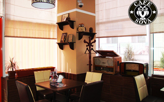 Кофейня Сова в Мелитополе (3)