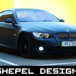 Шепель Дизайн мелитополь стайлинг автомобилей матирующей пленкой