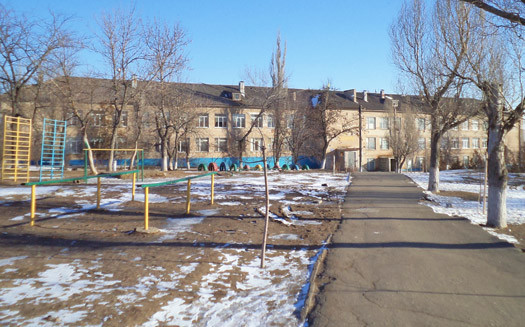 Школа 8 Мелитополь (2)