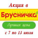 Брусничка_акции_в_Мелитополь