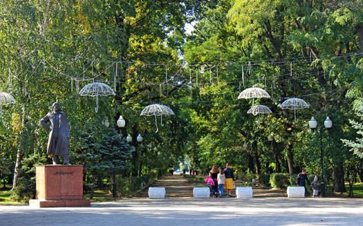 Парк имени Горького Мелитополь (1)