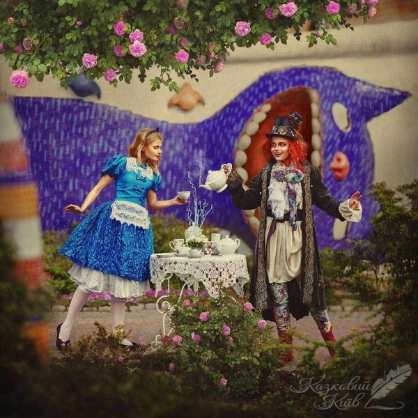 сказочный киев Алиса