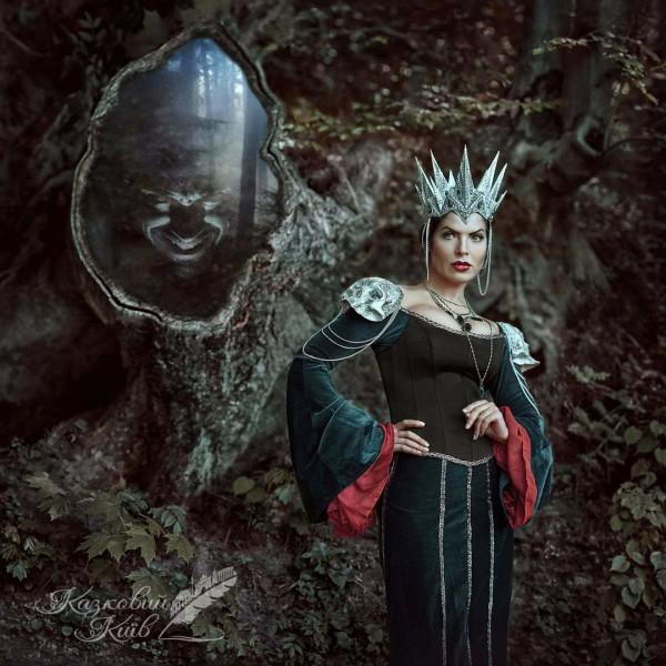 сказочный киев Зла Королева