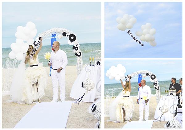 свадьба лето идеи