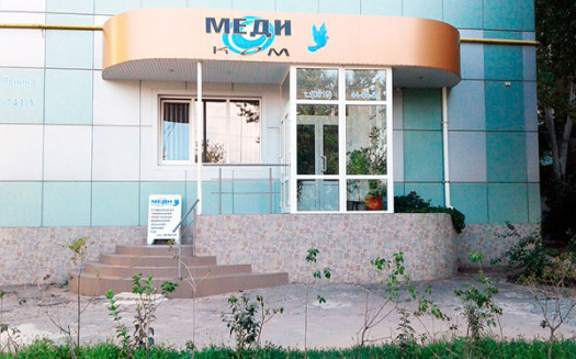 Медиком в Мелитополе (2)