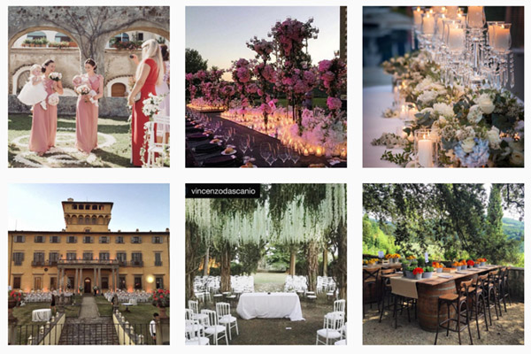 SV Wedding Planner Italy