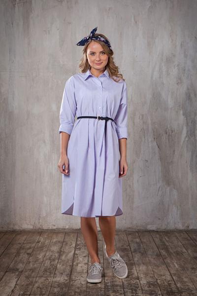 платье рубашка1