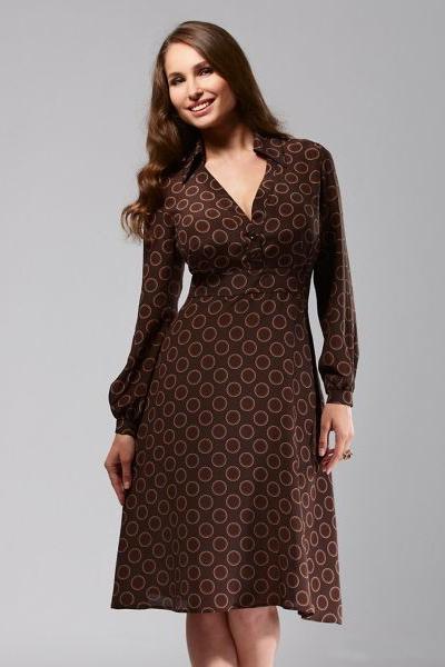 платье с принтом1
