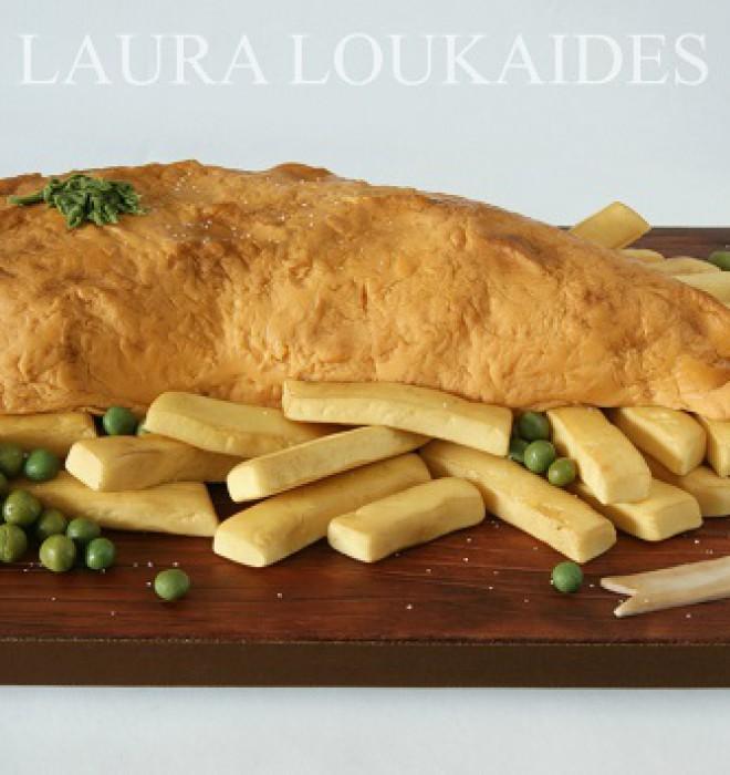 Laura Loukaides торт