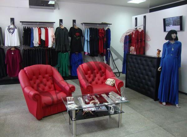 Магазин женской одежды Сандра в Мелитополе