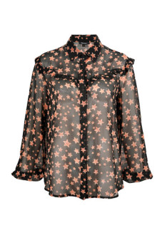 Блуза со звездами Denny Rose