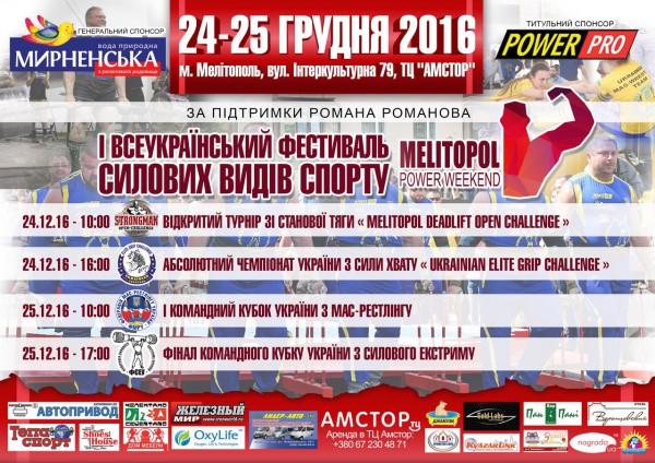 фестиваль силовых видов спорта