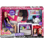 Кукла Barbie «Салон красоты» (43 см) Mattel (1)