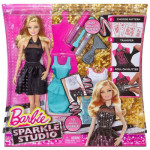 Кукла Barbie Сияющая студия Mattel (1)