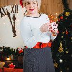 Ведущая на новый год, рождественские встречи (1)