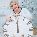 Ведущая на новый год, рождественские встречи (2)