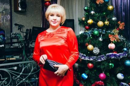 Ведущая на новый год, рождественские встречи (4)