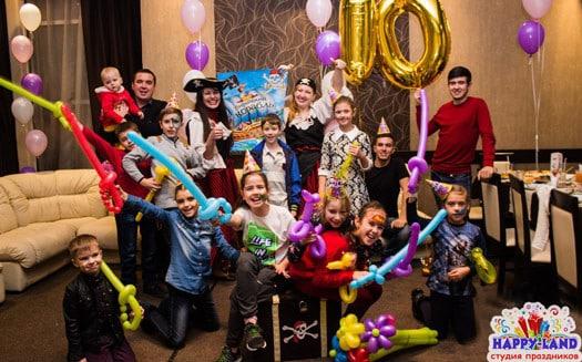 Аниматоры на детские праздники Happy-Land (2)