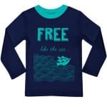 Кофта для мальчика Морские приключения Smil  (1)