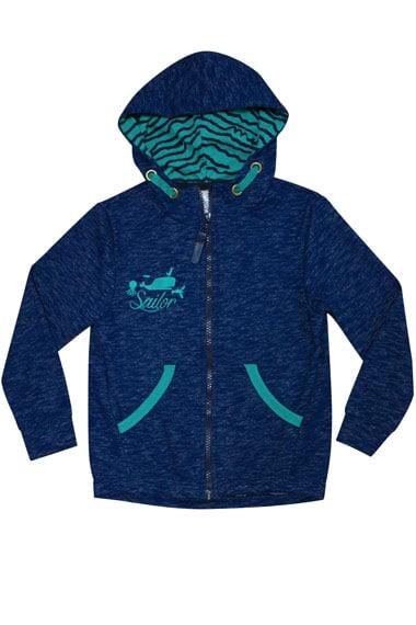 Кофта для мальчика Морские приключения Smil