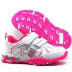Кроссовки для девочки на липучках 3GO Bona
