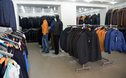 Магазин мужской одежды Роман в Мелитополе (2)
