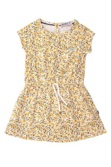 Платье для девочки Цветочки Wanex